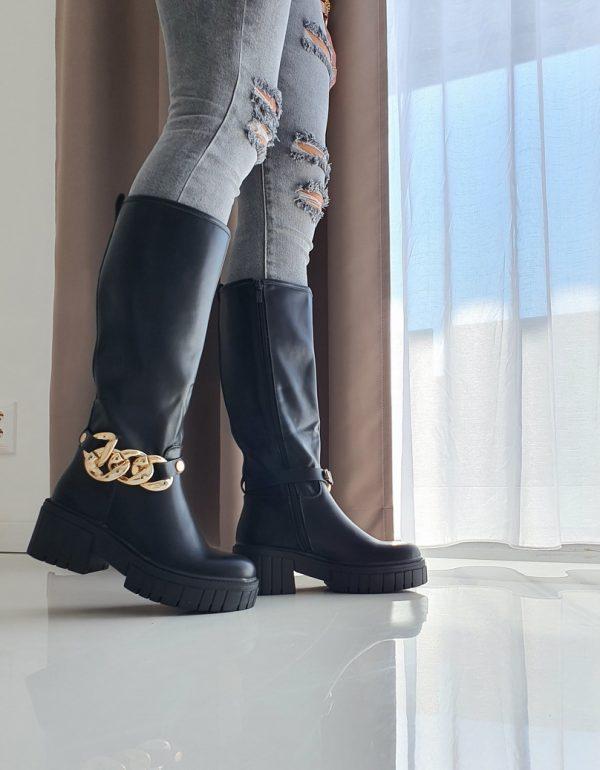 topánky jasnet čierne
