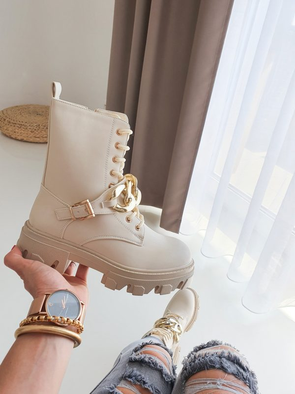 topánky melevia béžove