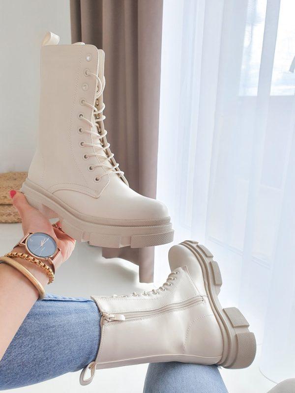 topánky murine béžove