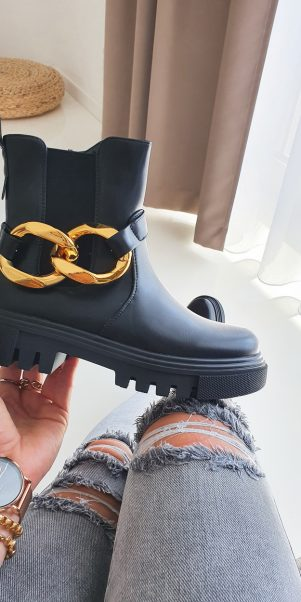 topánky salinie čierne