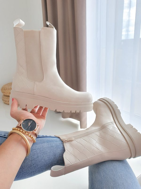 topánky sarita béžove