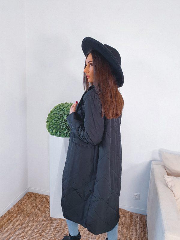 Prechodná bunda Gerandia čierna
